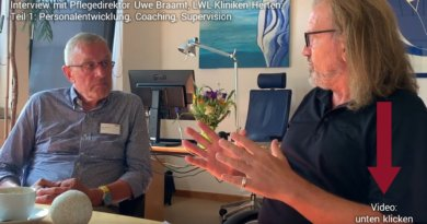 Interview Uwe Braamt Coaching Personalentwicklung Supervision - Coachingbüro Sinn meets Management GmbH - Campus Pflege